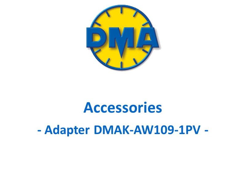 DMA adapter kit for AgustaWestland 109 (4 x Ps + 2 x Pt)