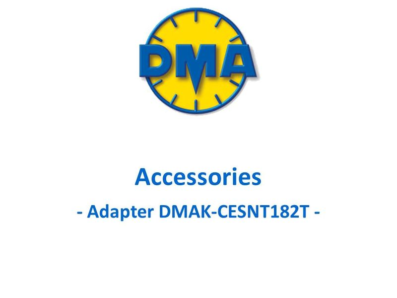 DMA adapter kit for Cessna T182T