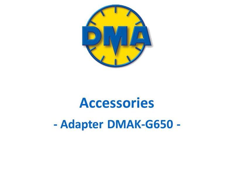 DMA adapter kit for Gulfstream G650