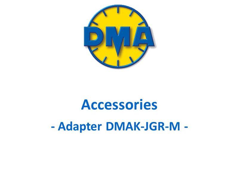 DMA adapter kit for HAL Jaguar Maritime