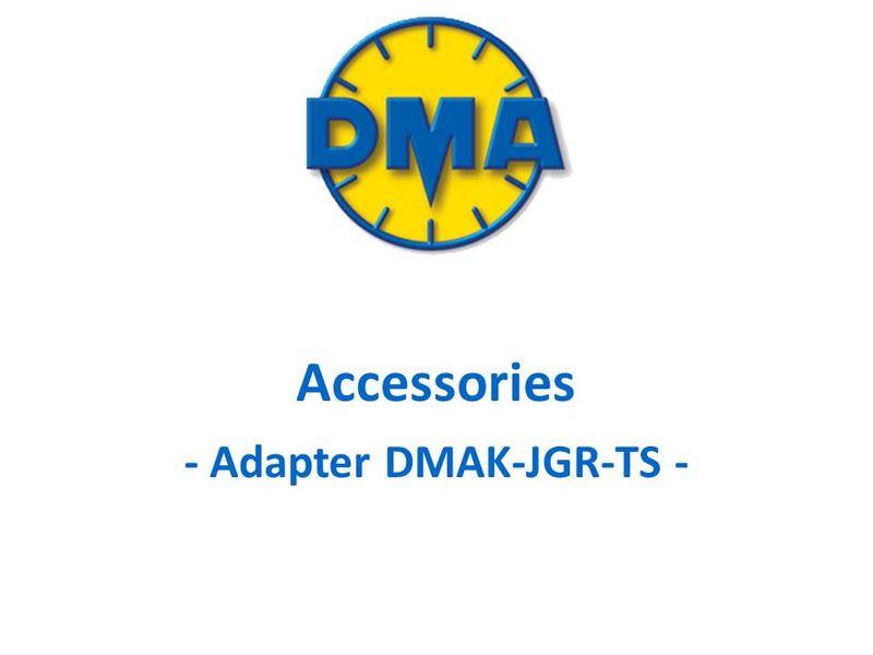 DMA adapter kit for HAL Jaguar Trainer