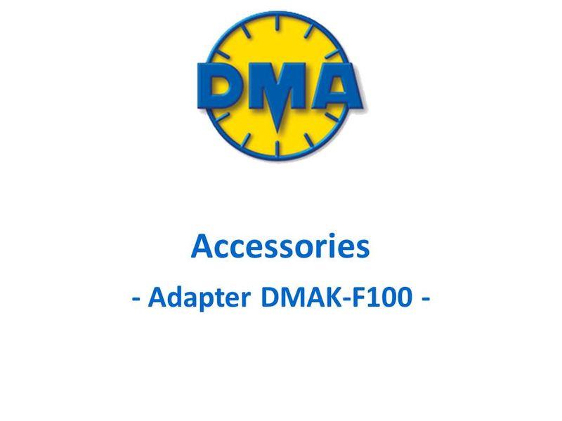 DMA adapter kit for Fokker F100