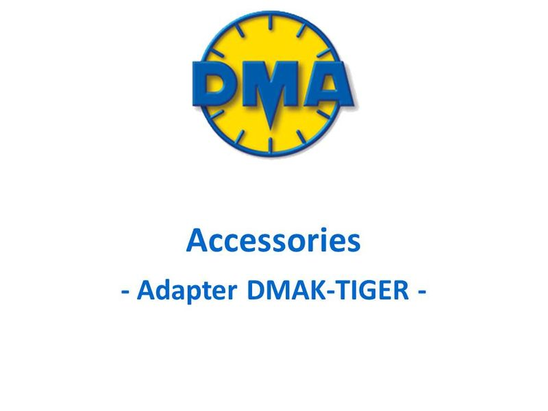 DMA adapter kit for Eurocopter Tiger