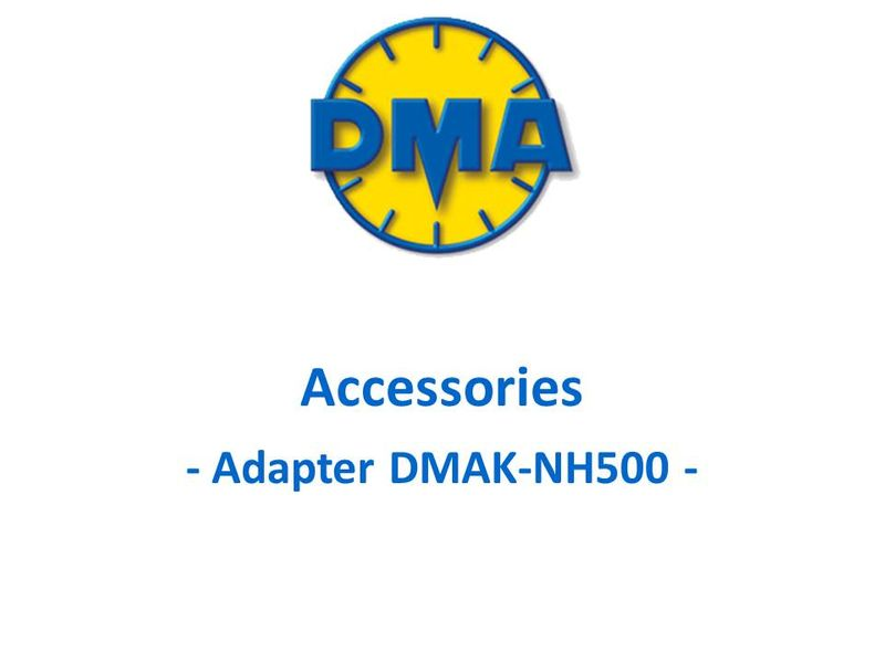 DMA adapter kit for Nardi NH500