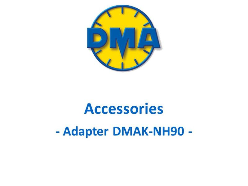DMA adapter kit for AgustaWestland NH90