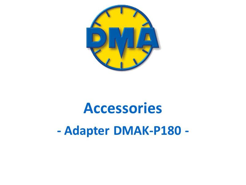 DMA adapter kit for Piaggio P180