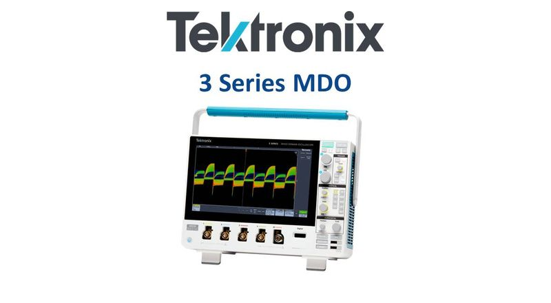 Learn more about the Tektronix 3 Series MDO Oscilloscope