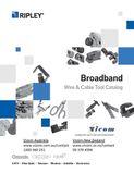 Ripley Tools Broadband Wire & Cable Tools Catalogue