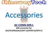 AC-CONN-DIN-L, DIN Connector, for Light Source