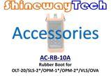AC-RB-10A, Rubber Boot , for OLT,SLS,OPM,VLS,OVA