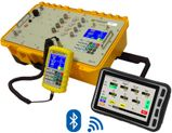 2 Channel High Flow Air Data Test Set, RVSM compliant with 18 months recalibration