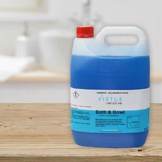 CHEMICALS - WASHROOM