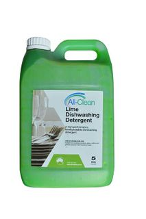 ALL CLEAN 5L LIME SINK DETERGENT