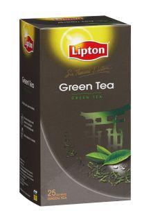 LIPTONS ENVELOPE TEA 25'S GREEN TEA