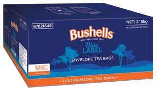 BUSHELLS ENVELOPED TEA BAGS X1200