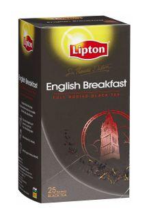 LIPTONS ENVELOPE TEA 25'S ENGLISH BREAK