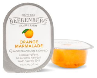 S/S ORANGE MARMALADE 14GM X 48 B/BERG