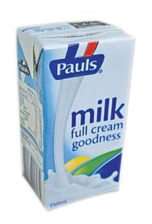 PAULS 200ML UHT MILK X 24