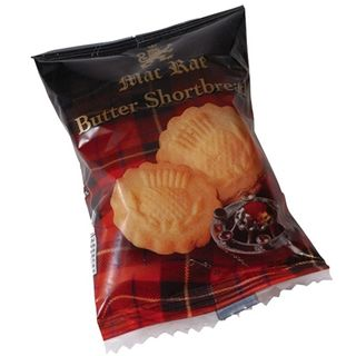 MACRAE BUTTER SHORTBREAD BISCUITS PC