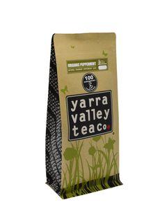 YARRA VALLEY PEPPERMINT PYRAMID TEA