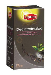 LIPTONS TAGGED TEA 25'S DECAF