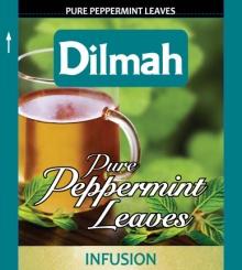 DILMAH ENVELOPE PEPPERMINT TEA BAGS X500