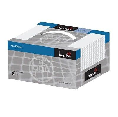 BASTION HANDIWIPES BOX X 600