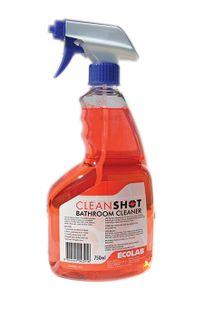 CLEANSHOT BATHROOM CLEANER 750ML