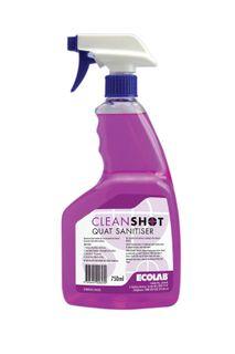 CLEANSHOT QUAT SANITISER 750ML