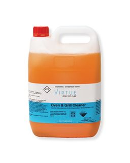 VIRTUE OVEN & GRILL CLEANER 5LTRS