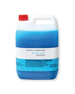 VIRTUE HARD SURFACE CLEANER 5LTRS