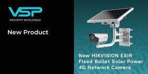 HIKVISION SOLAR 4G CAMERA SYSTEM