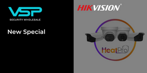 Hikvision HeatPro Series Thermal Cameras