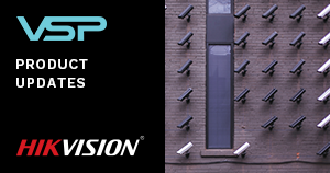 HIKVISION Product update