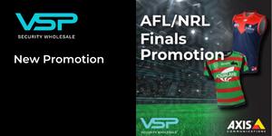 AFL/NRL Finals Promotion