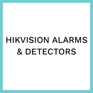 Hikvision Alarms & Detectors
