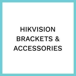 Hikvision Brackets & Accessories