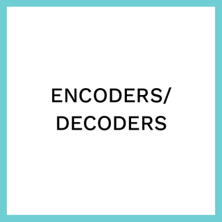 Encoders/decoders
