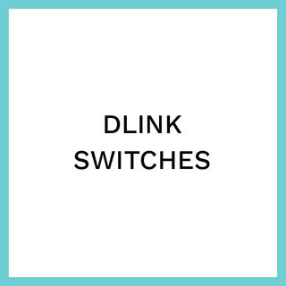 DLINK Switches