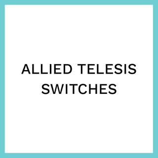 Allied Telesis Switches