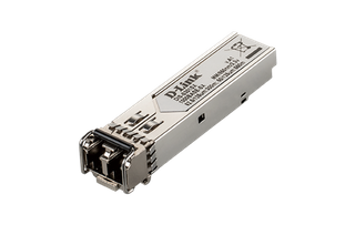DLINK - 1000Base-SX SFP Transceiver for Industrial Application, up to 85?C (Multimode 850nm) - 550m