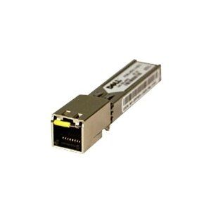 Dell Networking Transceiver, SFP, 1000BASE-T