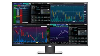 Dell 43 Ultra HD 4K Multi Client Monitor, 3 Yr Premium Panel Warranty, Advance Exchange (Next Business Day)