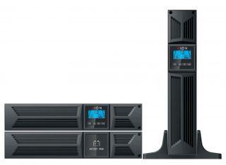 ION Extended Batt Module Rack / Tower 2RU Compatible with F-16 1000VA, F16-1500VA, F18-1000VA (A3 Year Warranty Battery) Dimensions: (mm) W440 x D430 x H86.