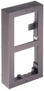 HIKVISION Intercom, GEN 2, Entry Panel Surface Mounting Box, 2 Module (KD-ACW2