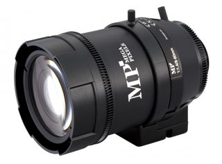 FUJINON Dv10X8Sa-Sa1L 1/2' 3 MP 8~80Mm, (Dv10X8Sr4A-Sa1L) F1.4~T360 Auto Iris Manual Focus/Zoom Aspherical Lens