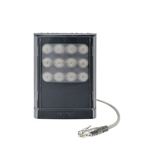 VARIO2 IP PoE i4 Network Illuminator, 3 angle options included, 24V DC or POE+ Power Input 850mm