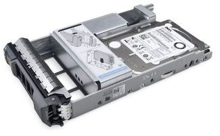 300GB 15K RPM SAS 12Gbps 512n 2.5in Hot-plug Hard Drive, 3.5in HYB CARR, CK (FOR 14G SERVERS ONLY)