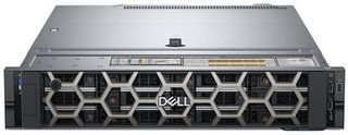 Dell 12x Hotswap Bay + 2x Rear Hotswap Bay 2RU Rack Mount Server with Intel Xeon 8-Core Processor, 16GB RAM, 2x 300GB SAS (OS), 4x 300GB SAS (LDB), 8x 8TB NLSAS (ADB), RAID Support, Dual NIC, Windows Server 2019 Standard, 3Yr ProSupport: NBD Onsite