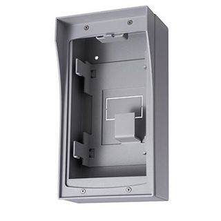 HIKVISION Intercom, Surface Mount Box/Rainshield to suit DS-KV8X02-IM (KAB01)